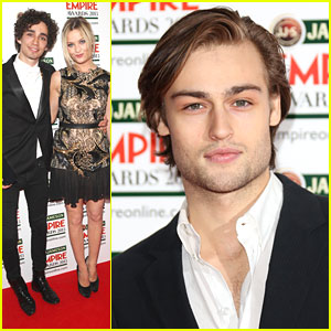 Robert Sheehan &#038; Douglas Booth - Jameson Empire Awards 2013