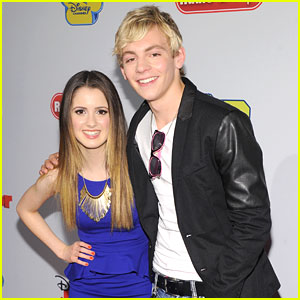 Ross Lynch & Laura Marano: Disney Upfront Duo
