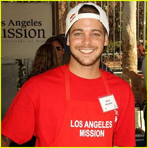 Ryan Sheckler: L.A. Mission Easter Celebration