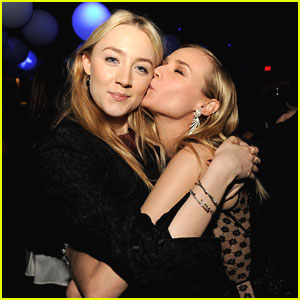 Saoirse Ronan & Diane Kruger: 'The Host' After Party Pics!