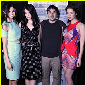 Selena Gomez & Ashley Benson: 'Spring Breakers' SXSW Event