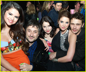 Selena Gomez &#038; Ashley Benson: 'Spring Breakers' After Party with Rachel Korine