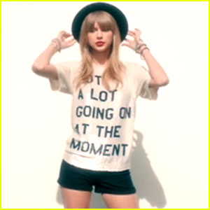 Taylor Swift: '22' Music Video Premiere - Watch Now!