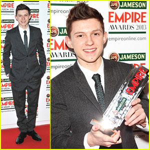 Tom Holland - Jameson Empire Awards 2013