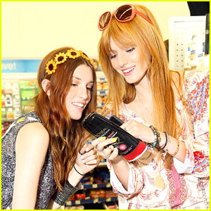 Bella Thorne: Snacks &#038; Shampoo Shopper