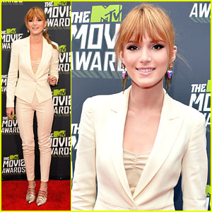 Bella Thorne -- MTV Movie Awards 2013