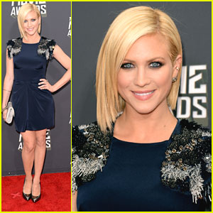 Brittany Snow -- MTV Movie Awards 2013