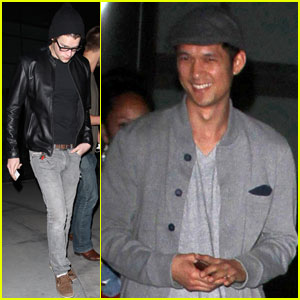Chord Overstreet & Harry Shum Jr.: Movie Duo!