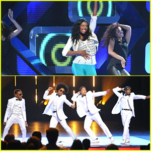 Coco Jones &#038; Mindless Behavior: Radio Disney Music Awards 2013