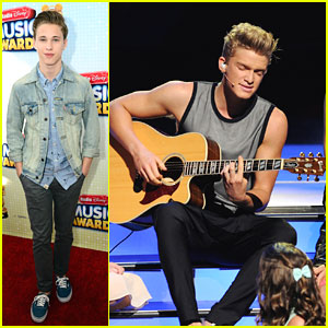 Cody Simpson & Ryan Beatty: Radio Disney Music Awards 2013