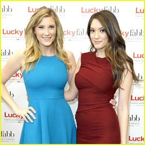 Elle & Blair Fowler: Lucky Beauty Conference Speakers