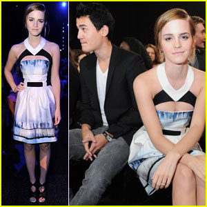 Emma Watson &#038; Will Adamowicz: MTV Movie Awards 2013 Couple!