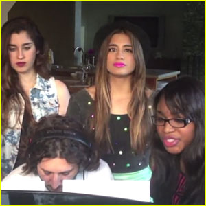Fifth Harmony Covers Taylor Swift's 'Red' - Watch Now!