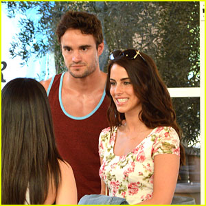 Jessica Lowndes: Hard Rock Music Lounge with Thom Evans