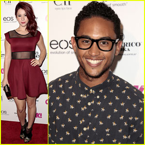 Jillian Rose Reed & Tahj Mowry: OK! Magazine's So Sexy Event