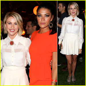Julianne Hough & Jessica Szohr: City Year Cuties!