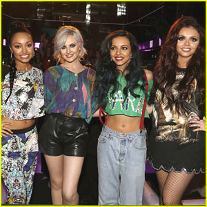 Little Mix: VIP Room Paris Performance & JJJ Interview!