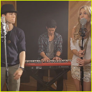 Max Schneider & Jordan Pruitt: Olly Murs' 'Troublemaker' Cover - Watch Now!