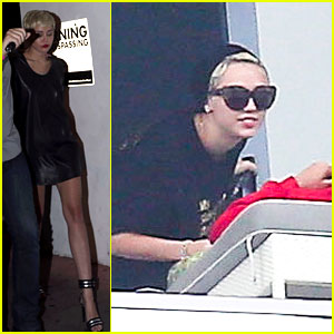 Miley Cyrus: Miami Night Out