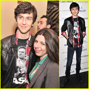 What Will Nat Wolff Study in College?