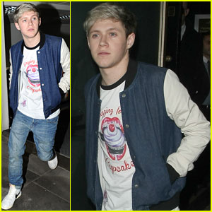 Niall Horan: Sad About JLS Breakup!