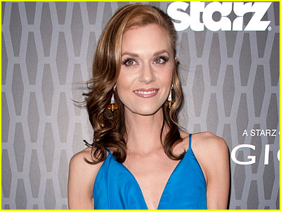 Hilarie Burton now