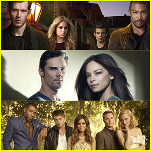 'The Originals' Gets Series Order, 'Beauty and the Beast', 'Hart of Dixie' Renewed for CW