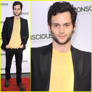 Penn Badgley: H&M Conscious Collection Launch