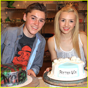 Peyton & Spencer List: Happy 15th Birthday!