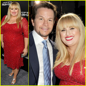 Rebel Wilson: 'Pain & Gain' Hollywood Premiere