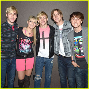 R5: The Paramount Concert Pics!