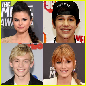 Selena Gomez & Bella Thorne: Radio Disney Music Awards 2013 Presenters!