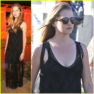 Teresa Palmer: South Africa Event at Coachella