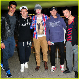 The Wanted: Goodbye Washington, D.C.!