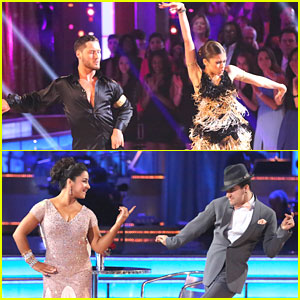 Zendaya & Aly Raisman: Still Safe on 'Dancing With The Stars'!
