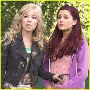 Jennette McCurdy &#038; Ariana Grande: 'Sam &#038; Cat' Premiere Pics!