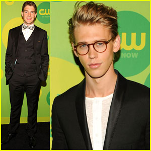 Austin Butler &amp; Brendan Dooling: CW Upfronts 2013