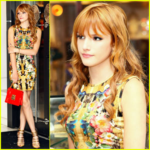 Bella Thorne: Sugar and Plumm Pretty!