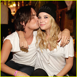 Ashley Benson & Tyler Blackburn: Inside the Nylon Young Hollywood Party 2013!