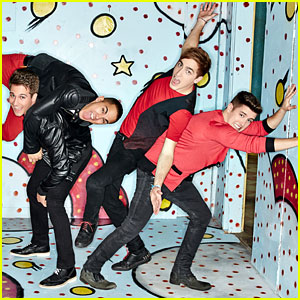 Big Time Rush: New Season Premieres TOMORROW!