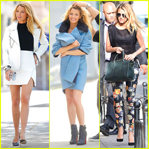 Blake Lively: More 'Lucky' Photo Shoot Pics!