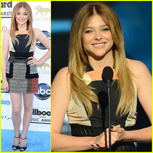 Chloe Moretz -- Billboard Music Awards 2013