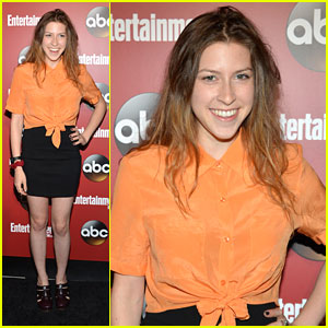 Eden Sher: ABC Upfronts 2013