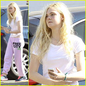 Elle Fanning: 'Everyone Has A Bit of Rebel In Them'