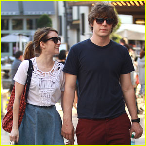Emma Roberts & Evan Peters: Sprinkles Sweeties