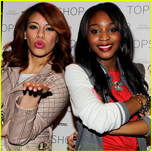 Fifth Harmony: TopShop Meet & Greet in NYC