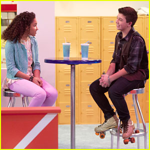 Bradley Steven Perry: Roller Skating with Mrs. Dabney on GLC