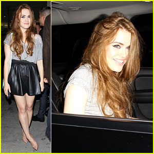 Holland Roden: 'Teen Wolf' Wrap Party Pretty