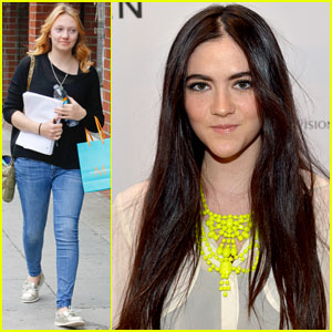 Isabelle Fuhrman: Topshop Topman Event