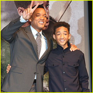 Jaden Smith: 'After Earth' Press Conference